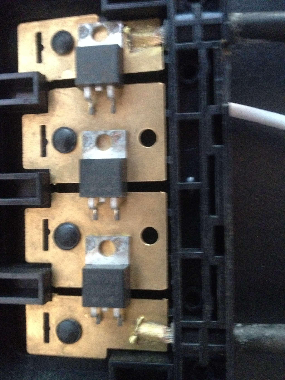 南楼11024室 光伏接线盒